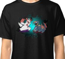 Pokèmon - the great rivals Classic T-Shirt
