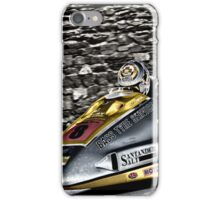 Road Racing at the TT iPhone Case/Skin