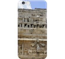 Ancient Ruins in Mexico iPhone Case/Skin
