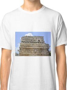 Ancient Ruins in Mexico Classic T-Shirt