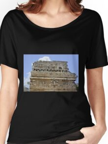 Ancient Ruins in Mexico Women's Relaxed Fit T-Shirt