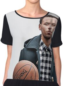 stephen curry Chiffon Top