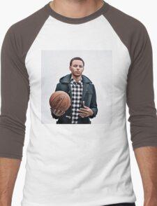 stephen curry Men's Baseball ¾ T-Shirt