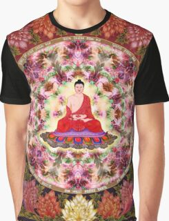 Mandala buda 2 Graphic T-Shirt