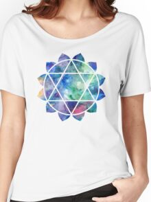 Chakra Anahata Women's Relaxed Fit T-Shirt