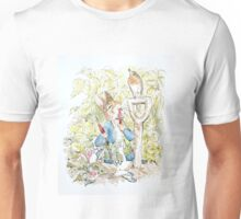 Peter Rabbit Watercolor  Unisex T-Shirt