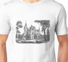 XIX century Palace in european city, Poland Unisex T-Shirt