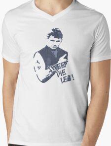 SWEEP THE LEG! Mens V-Neck T-Shirt