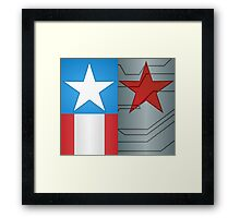 Stucky... Framed Print