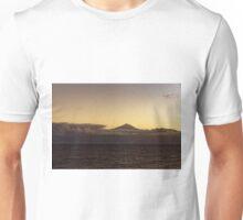 Volcano at Dawn Unisex T-Shirt