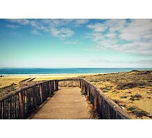Hossegor 3 Photographic Print