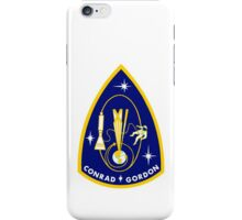Gemini 11 Mission Logo iPhone Case/Skin