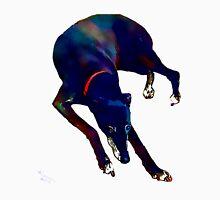 Greyhound Art Watercolour Style Unisex T-Shirt