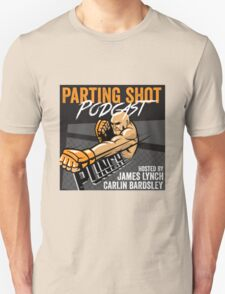 The Parting Shot Podcast - Official T-Shirt  T-Shirt