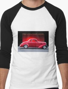 1937 Chevrolet Coupe 'Street Rod' Men's Baseball ¾ T-Shirt