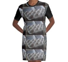 eggs Graphic T-Shirt Dress