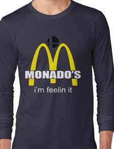 Monado's - i'm feelin it - SM4SH Long Sleeve T-Shirt