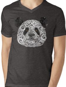Swirly Panda T-Shirt