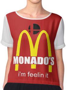 Monado's - i'm feelin it - SM4SH Chiffon Top
