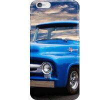 1956 Ford F100 Pickup iPhone Case/Skin