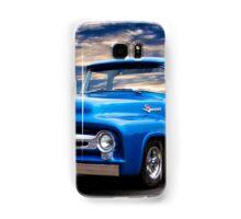 1956 Ford F100 Pickup Samsung Galaxy Case/Skin