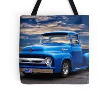 1956 Ford F100 Pickup Tote Bag