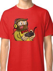 Blockhead Gluon Classic T-Shirt