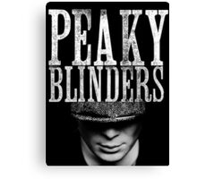 The Peaky Blinders Canvas Print