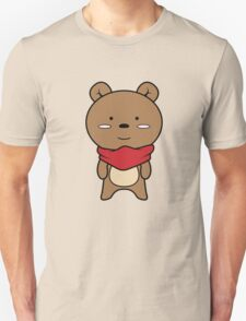 Brown Unisex T-Shirt