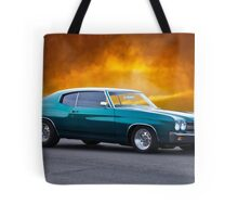 1970 Chevelle Malibu Tote Bag
