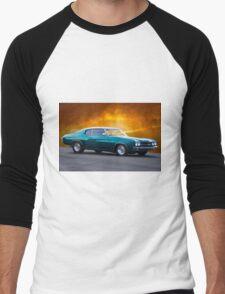 1970 Chevelle Malibu Men's Baseball ¾ T-Shirt