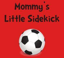 Mommy's Sidekick Soccer One Piece - Short Sleeve