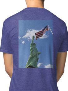 Liberty & Justice Tri-blend T-Shirt