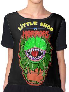 little shop of horrors Audrey 2 Chiffon Top