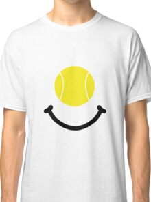 Tennis Smile Classic T-Shirt