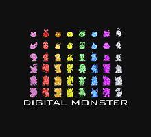 Digital Monster Unisex T-Shirt