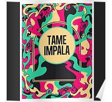 tame impala merch uk Poster