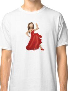 Dancer Emoji Classic T-Shirt