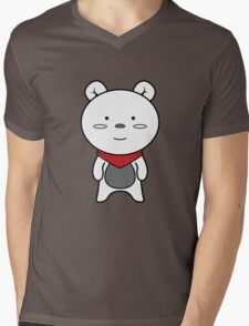 Shiro Mens V-Neck T-Shirt