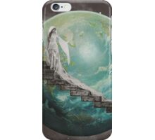Above the Earth iPhone Case/Skin