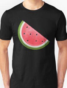 Watermelon Emoji Unisex T-Shirt