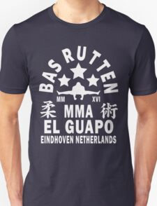 Bas Rutten Unisex T-Shirt