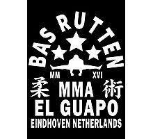 Bas Rutten Photographic Print