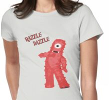 Muno - Razzle Dazzle Womens Fitted T-Shirt