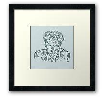 Muldo Framed Print
