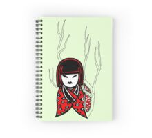 Visionary's Doll  Spiral Notebook