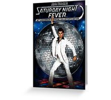 Disco A go go Greeting Card