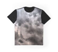 Sea storm clouds looming Graphic T-Shirt