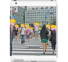 Larry is everywhere!!? iPad Case/Skin