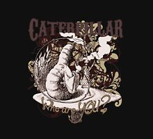 Alice In Wonderland Caterpillar Carnivale Style Womens Fitted T-Shirt